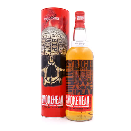 Ian Macleod Smokehead Rock Edition II Literflasche 46.60% 1l Produktbild