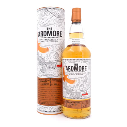 Ardmore Tradition Peated Literflasche 40.00% 1l Produktbild