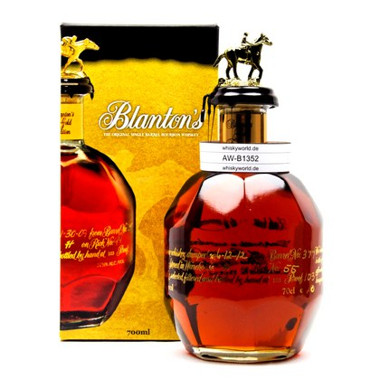 Blanton`s Gold  0,70 Liter/ 51.50% Vol