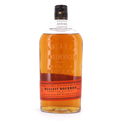 Bulleit Frontier Bourbon Whiskey  0,70 Liter/ 45.00% Vol