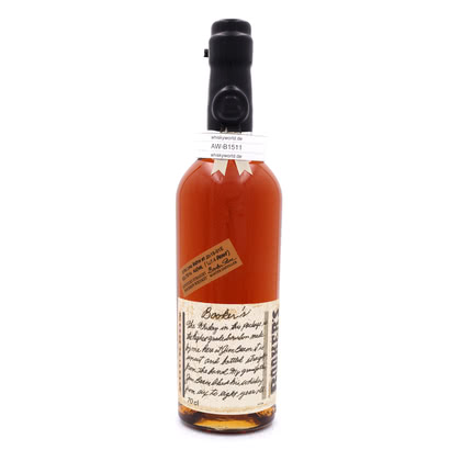 Booker's Kentucky straight Bourbon 6 Jahre 3 Monate 0,70 Liter/ 63.70% Vol