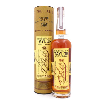Colonel E.H. Taylor Single Barrel  50.00% 0,70l Produktbild