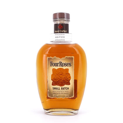 Four Roses Small Batch  45.00% 0,70l Produktbild