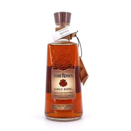 Four Roses Single Barrel Foto exemplarisch 50.00% 0,70l Produktbild