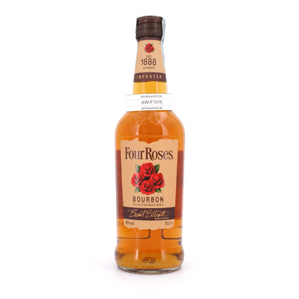 Four Roses Kentucky Straight Bourbon Whiskey  40.00% 0,70l Produktbild