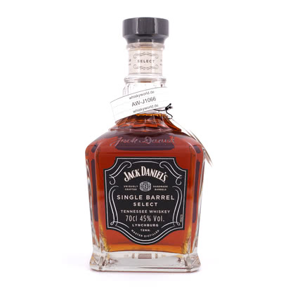 Jack Daniels Single Barrel  45.00% 0,70l Produktbild