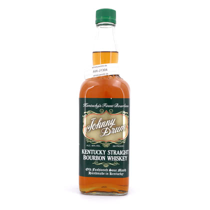 Johnny Drum Green Label Kentucky Straight Bourbon Whiskey 40.00% 0,70l Produktbild