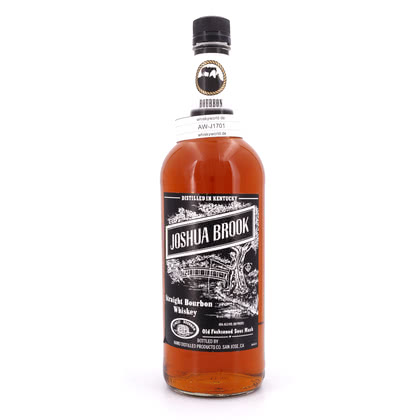 Joshua Brook Straight Bourbon Whiskey Literflasche 45.00% 1l Produktbild