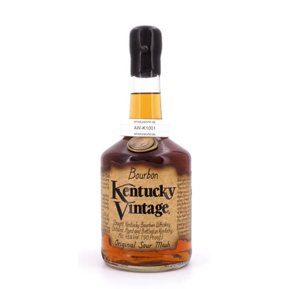 Kentucky Vintage Original Sour Mash Batch QBC 45.00% 0,70l Produktbild