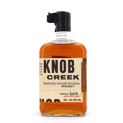 Knob Creek Small Batch  50.00% 0,70l Produktbild