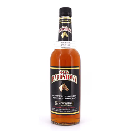 Old Bardstown Black Label Kentucky Straigth Bourbon Whiskey 43.00% 0,70l Produktbild