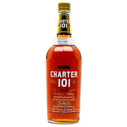 Old Charter 101 Literflasche Kentucky Straight Bourbon Whiskey (Auslaufartikel) 1 Liter/ 50.50% Vol