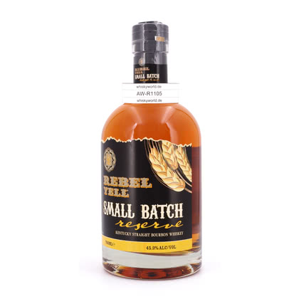 Rebel Yell Small Batch Reserve  45.30% 0,70l Produktbild