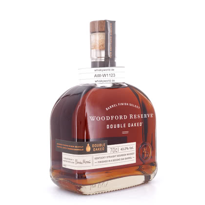 Woodford Double Oaked  0,70 Liter/ 43.2% vol