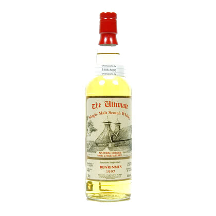Benrinnes Jahrgang 1997 19 Jahre The Ultimate Single Cask Abfüllung 0,70 Liter/ 46.00% Vol