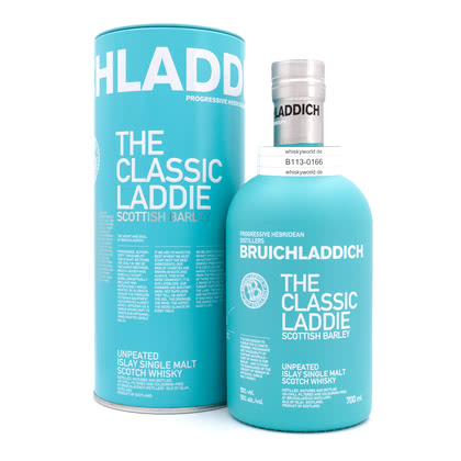 Bruichladdich Scottish Barley The Classic Laddie  50.00% 0,70l Produktbild
