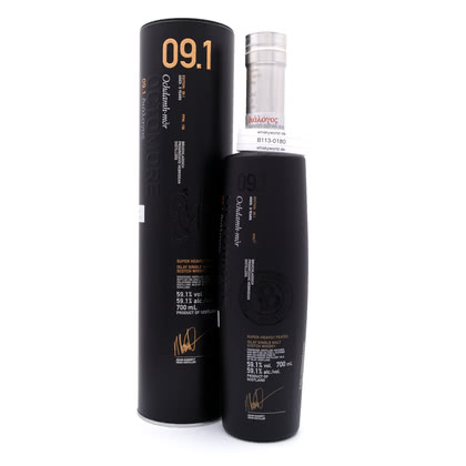 Bruichladdich Octomore 9.1 Scottish Barley  59.10% 0,70l Produktbild