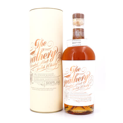 The Feathery Blended Malt Whisky  40.00% 0,70l Produktbild