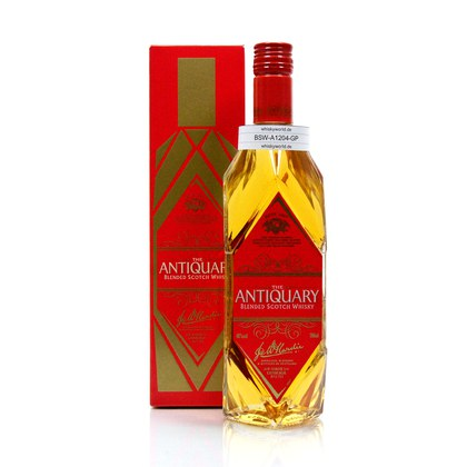 The Antiquary Blended Scotch Whisky Red Label  40.00% 0,70l Produktbild