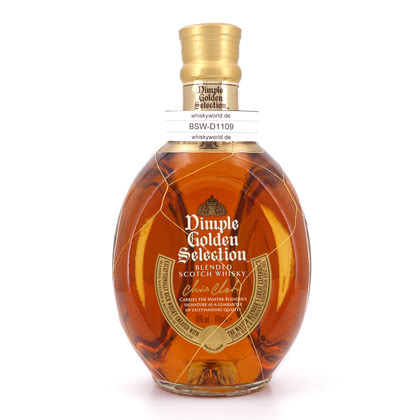 Dimple Golden Selection  0,70 Liter/ 40.00% Vol