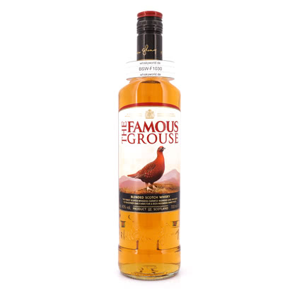 Famous Grouse Blended Scotch Whisky  40.00% 0,70l Produktbild
