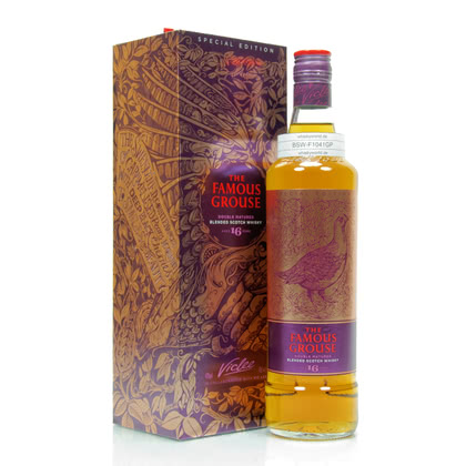 Famous Grouse 16 Jahre Double Matured Vic Lee 0,70 Liter/ 40.00% Vol
