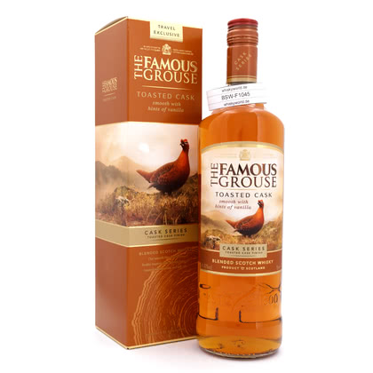 Famous Grouse Toasted Cask Literflasche 40.00% 1l Produktbild