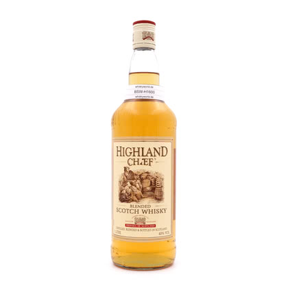 Highland Chief Blended Scotch Whisky Literflasche 40.00% 1l Produktbild