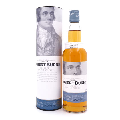 Isle of Arran Robert Burns Blend  40.00% 0,70l Produktbild