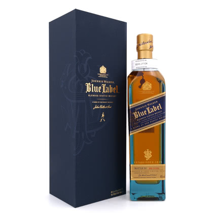 Johnnie Walker Blue Label  40.00% 0,70l Produktbild