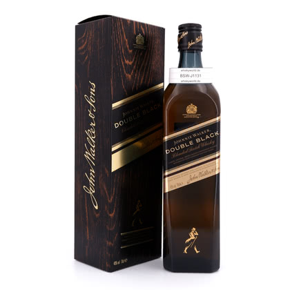 Johnnie Walker Double Black  40.00% 0,70l Produktbild