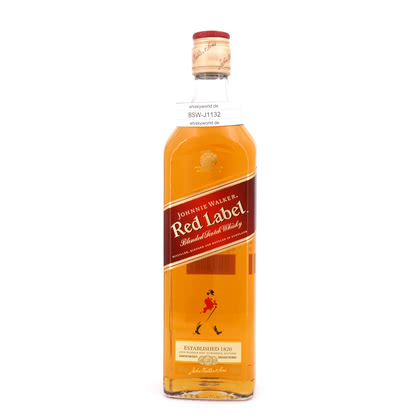 Johnnie Walker Red Label  40.00% 0,70l Produktbild