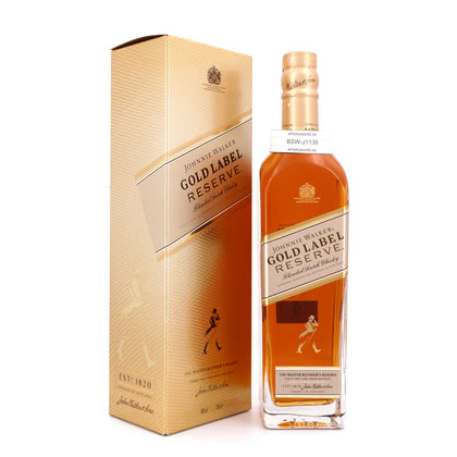 Johnnie Walker Gold Label Reserve  40.00% 0,70l Produktbild