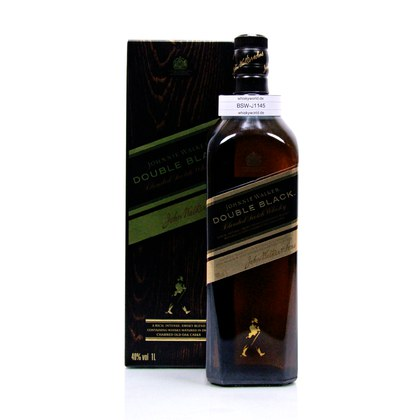Johnnie Walker Double Black Literflasche 1 Liter/ 40.00% Vol