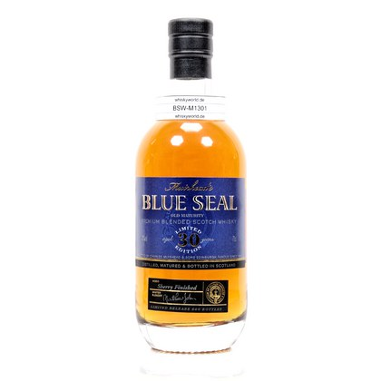 Muirheads Blue Seal 30 Jahre Sherry Finished Limited Edition 0,70 Liter/ 40.00% Vol