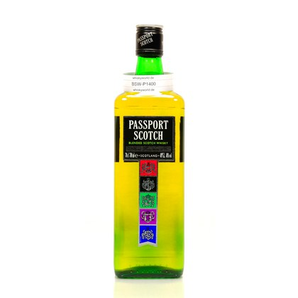 Passport Scotch  40.00% 0,70l Produktbild