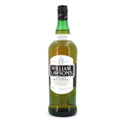 William Lawson Blended Scotch Whisky Literflasche 40.00% 1l Produktbild