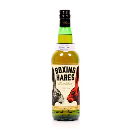 Whiskey Union Boxing Hares  35.00% 0,70l Produktbild