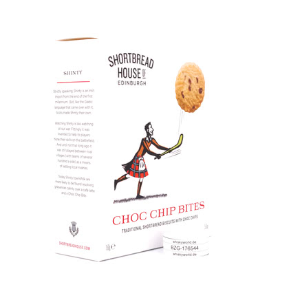 Shortbread House of Edinburgh Shortbread Kekse mit Chocolate Chips  150Gramm Produktbild