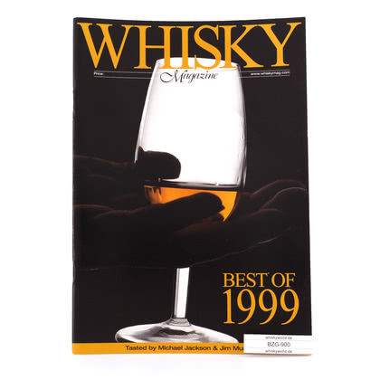 Whisky Magazine Best of 1999 Booklet  1Stück Produktbild