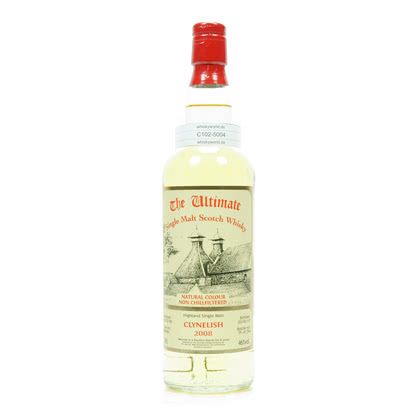 Clynelish Jahrgang 2008 8 Jahre The Ultimate Single Cask Abfüllung 0,70 Liter/ 46.00% Vol