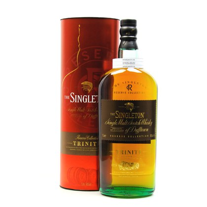 Dufftown Trinite The Singleton of Dufftown 1 Liter/ 40.00% Vol