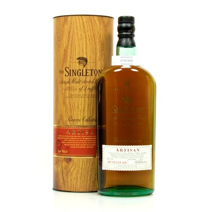 Dufftown Artisan The Singleton of Dufftown Reserve Collection 40.00% 1l Produktbild