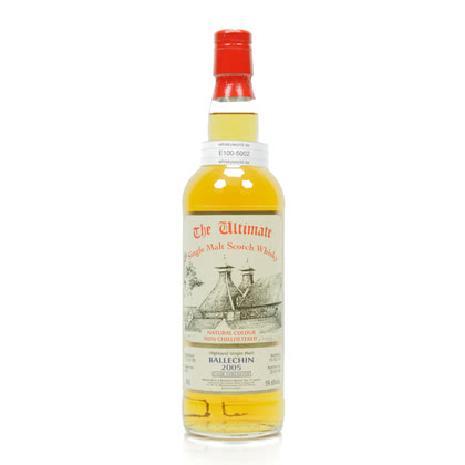 Edradour Ballechin 11 Jahre The Ultimate Single Cask Abfüllung Cask Strength 59.60% 0,70l Produktbild