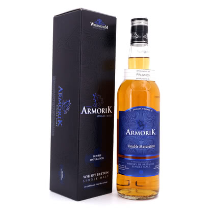 Armorik Double Maturation  46.00% 0,70l Produktbild
