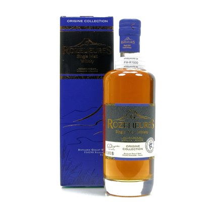 Rozelieures Single Malt Whisky  40.00% 0,70l Produktbild