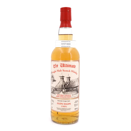 Glen Elgin Jahrgang 1995 22 Jahre The Ultimate Single Cask Abfüllung 46.00% 0,70l Produktbild