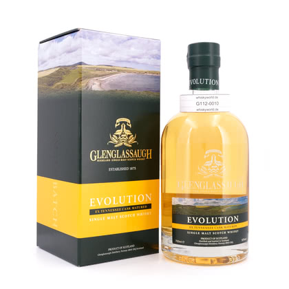 Glenglassaugh Evolution  50.00% 0,70l Produktbild