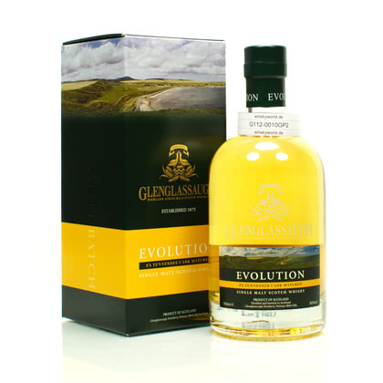 Glenglassaugh Evolution  0,70 Liter/ 50.00% Vol