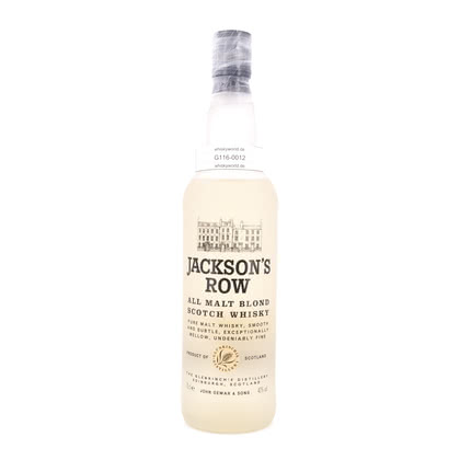 Glenkinchie Jackson`s Row All Malt Blond Scotch Whisky (Sammlerstück) 40.00% 0,70l Produktbild